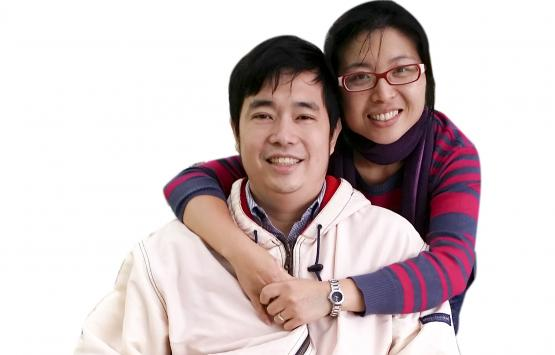 Edward Sim, married to Shuyi