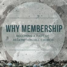 Why Membership Booklet