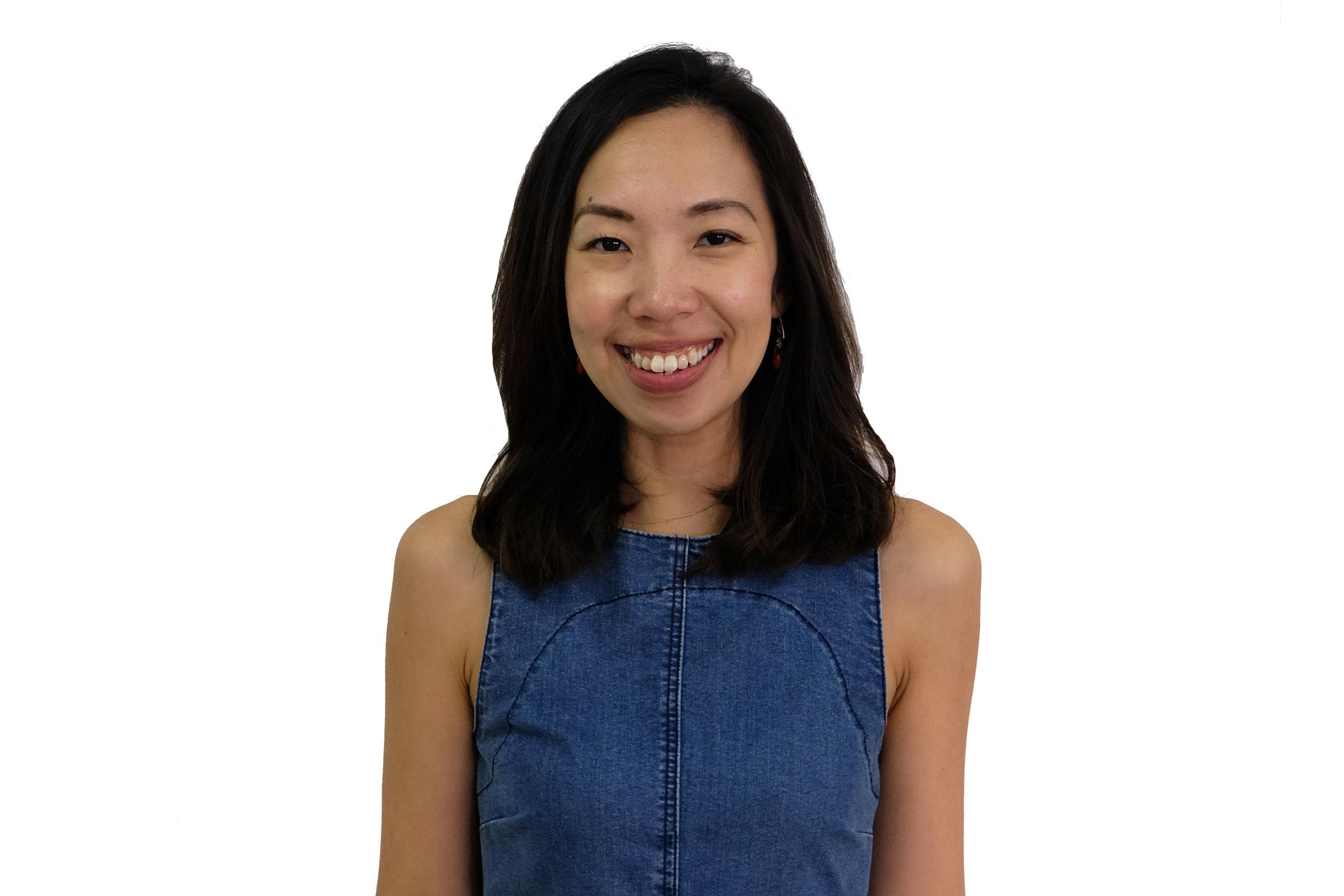 Charmaine Wong - PA to Simon Murphy