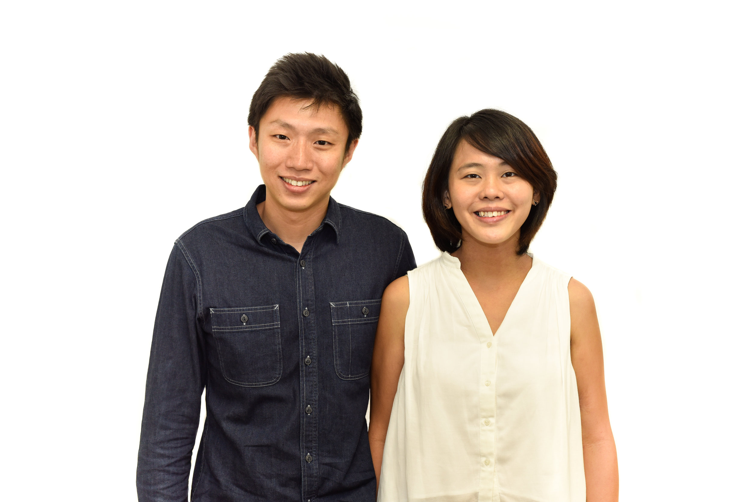 Jacob Ng, married to Yvonne
