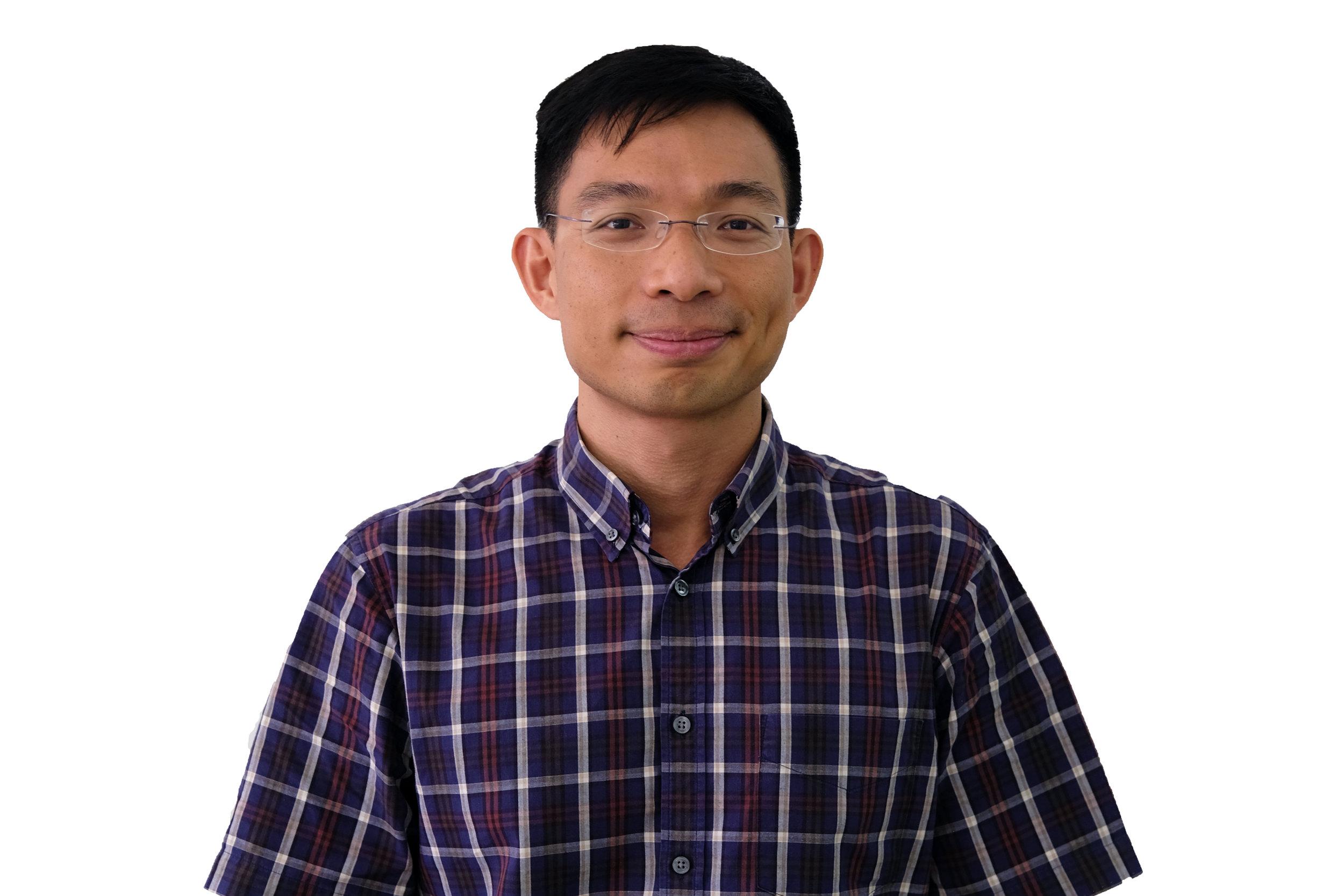 Seow Aik Keong - Pastor
