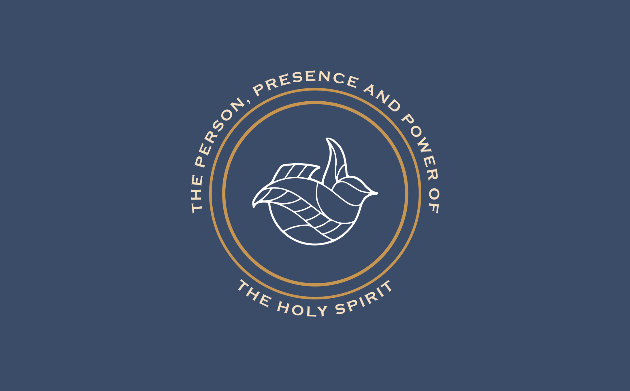The Person of the Holy Spirit — Redemption Hill Church