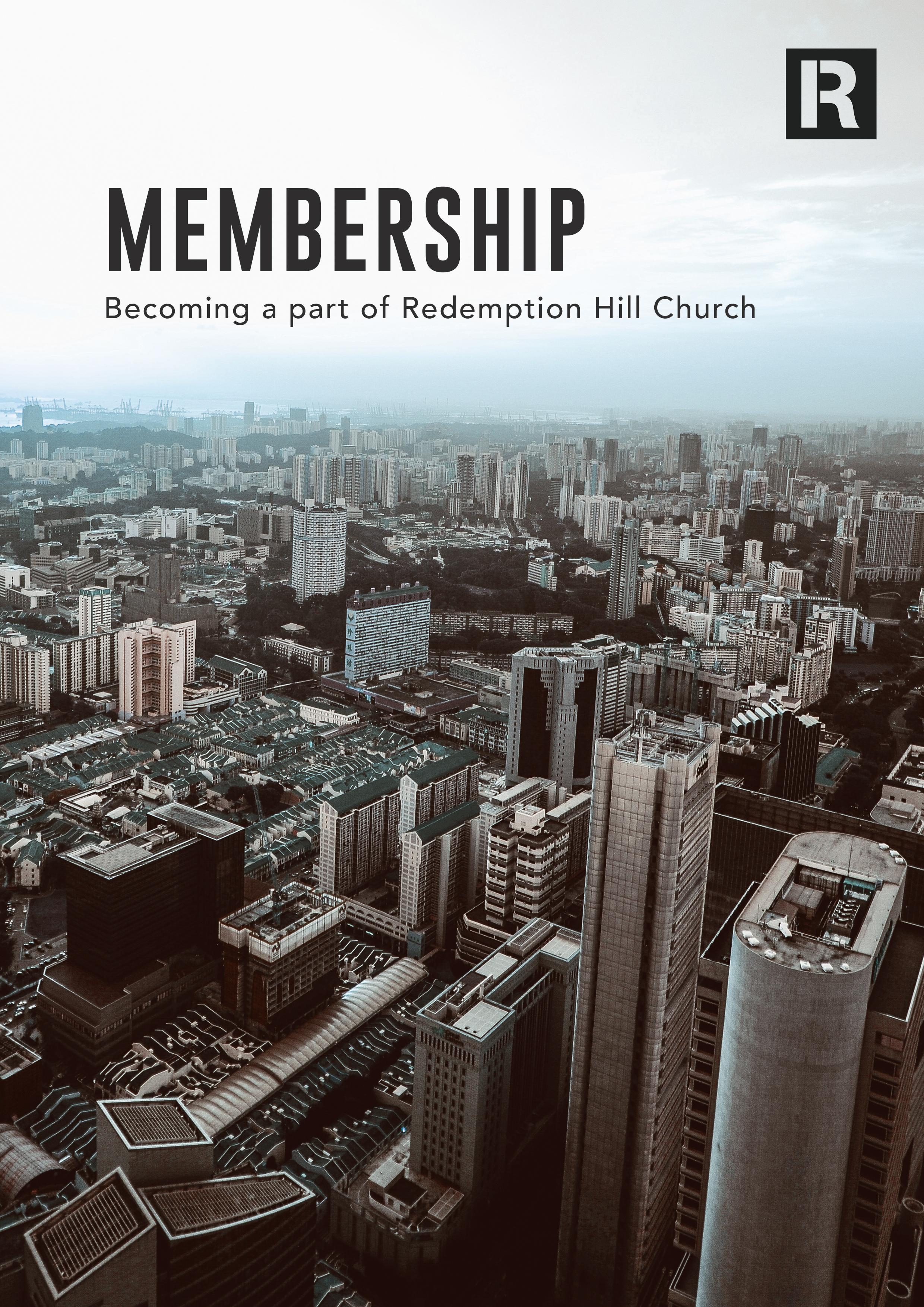 Membership Booklet