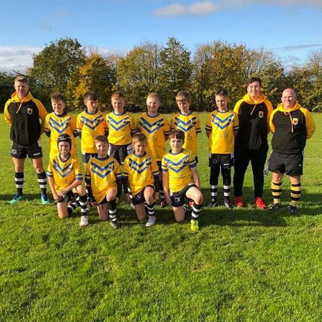 Congratulations to all our U11's players and staff representing the #westmidlands in the 70-4 victory today. You all made the club very proud.