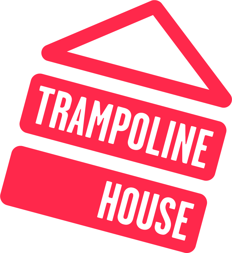 Trampolinhuset