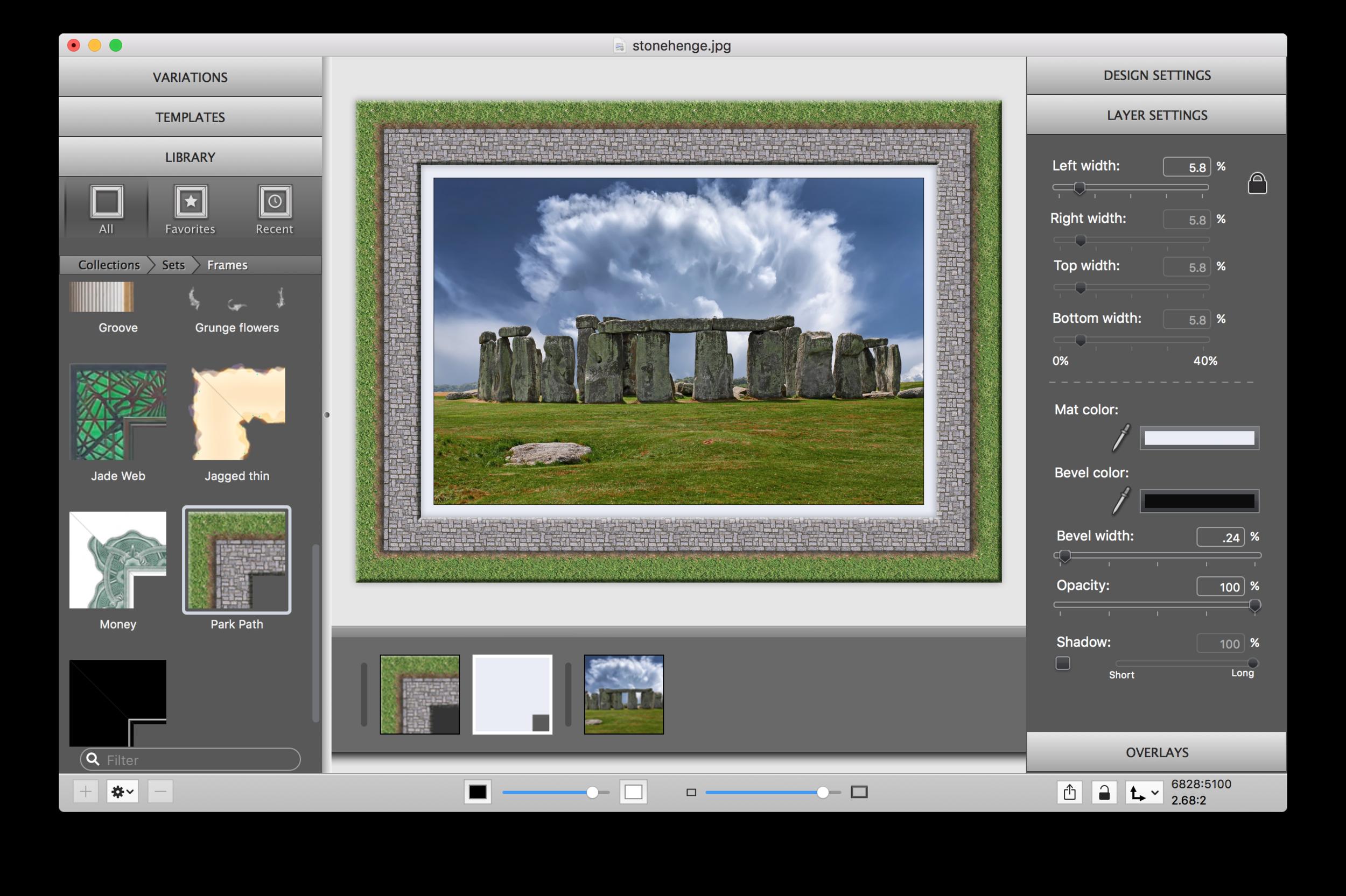 ImageFramer Frame Library - SAC student discount.png