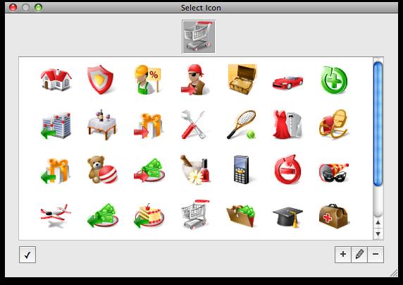 Cashculator Icons Selection Dialog - SAC student discount.png