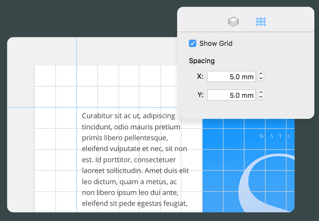 Swift publisher Customizable grid - SAC student discount.png