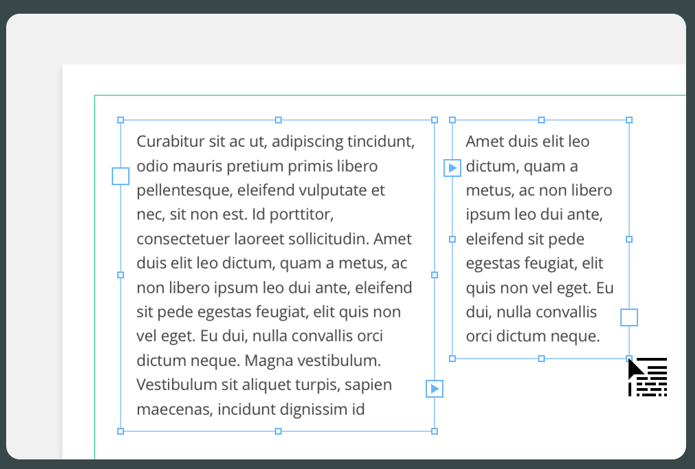 Swift publisher Text boxes - SAC student discount.png
