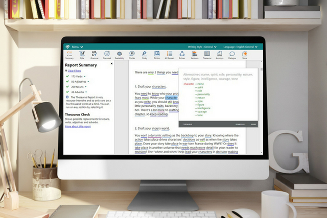 ProWritingAid - HT Thesaurus Report - SAC Student Discount.jpg