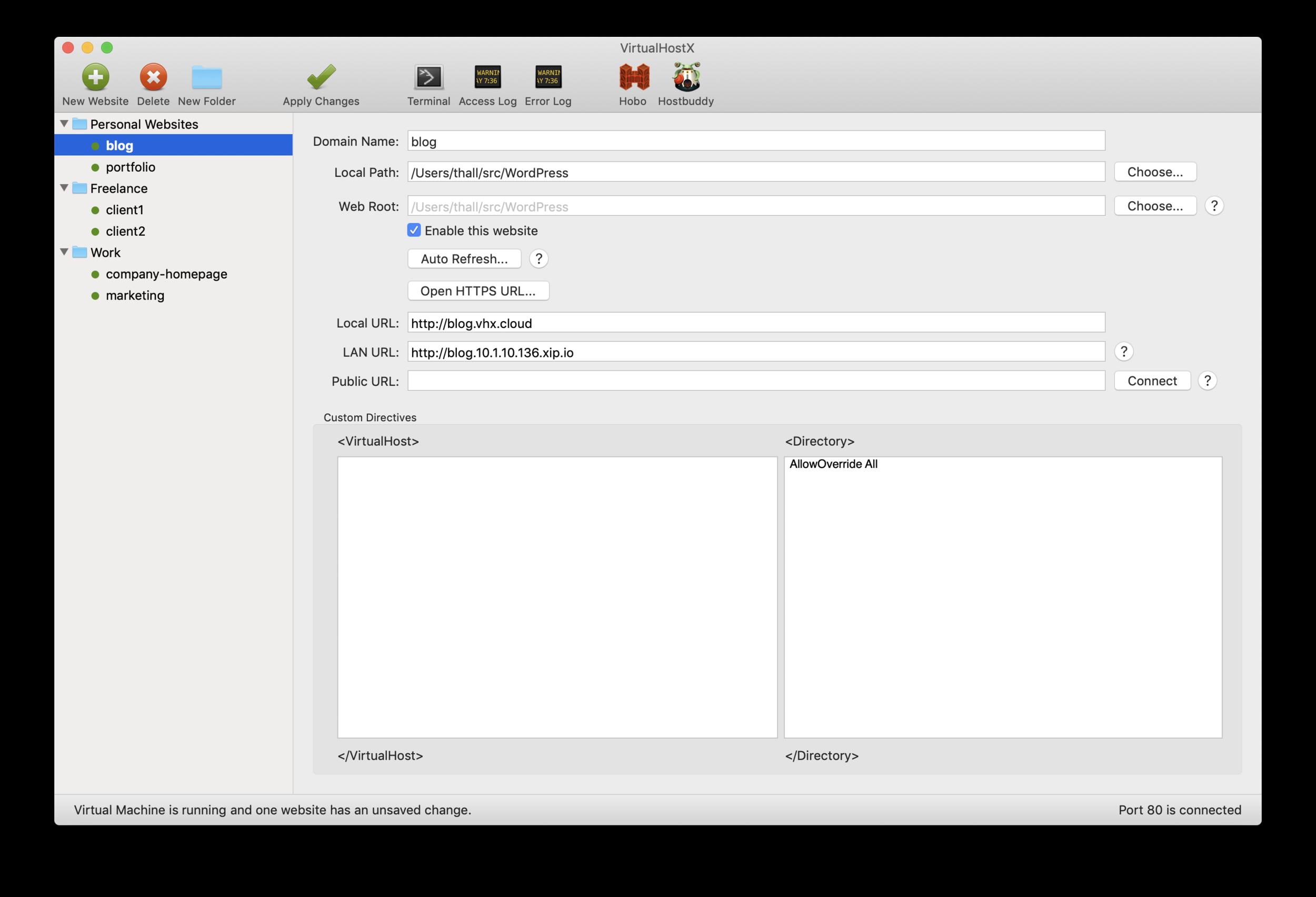 VirtualHostX - vhx-screenshot-1 - SAC Student Discount.png
