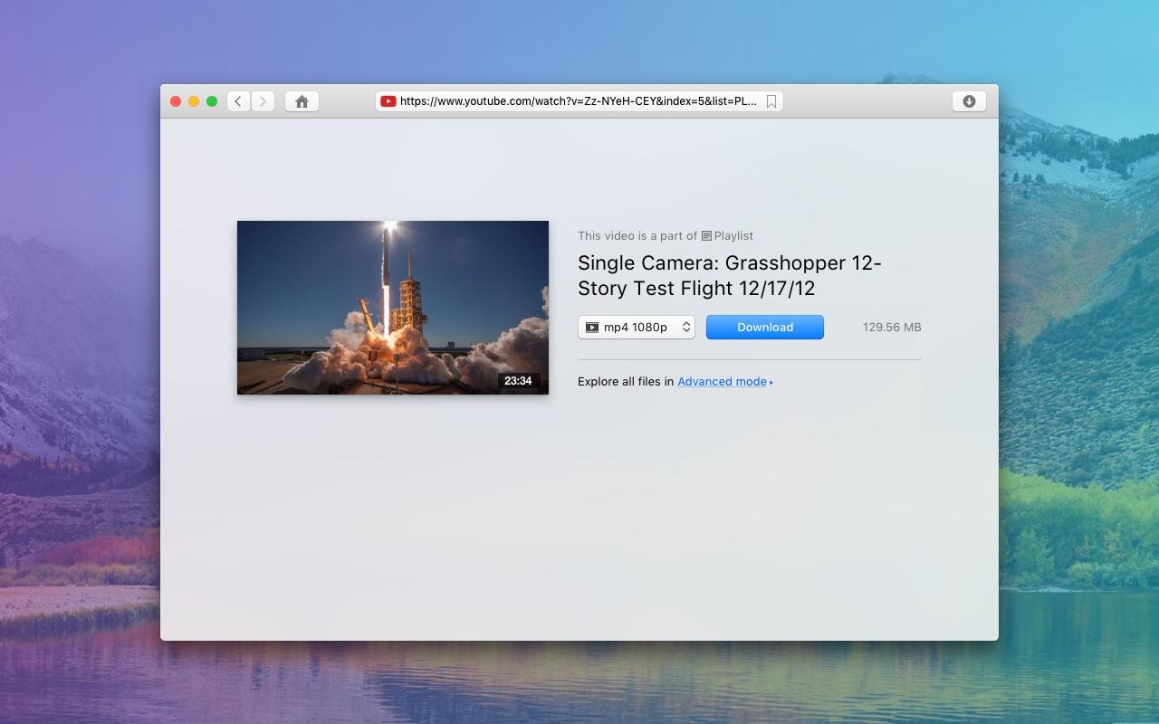 VideoDuke - 2-vd-setapp-simple-mode - SAC Student Discount.jpg
