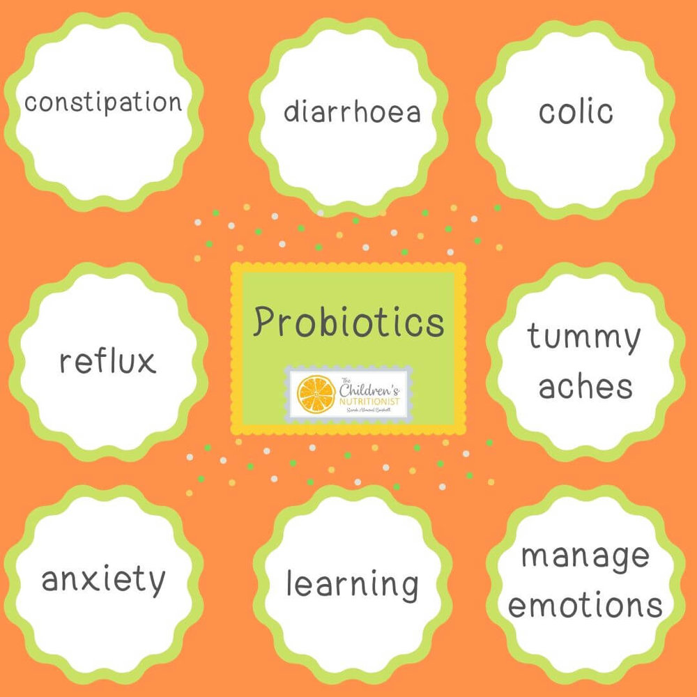 The best probiotic for kids by Gabriella Goodchild