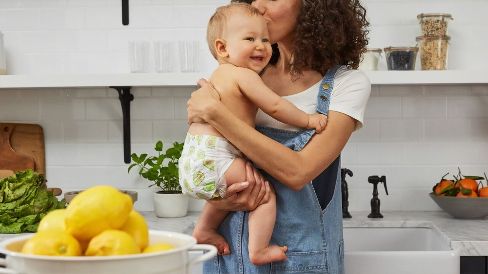 The best food for babies by Sarah Almond Bushell - the Children's Nutritionist