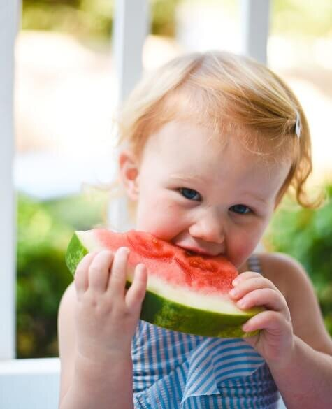 Vegetables for kids - 5 tips to get kids to try new veg by Sarah Almond Bushell - the Children's Nutritionist