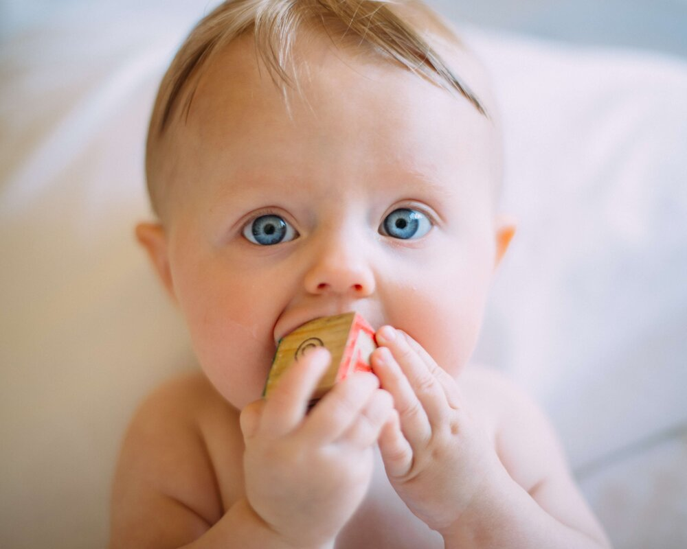 When should I start weaning my premature baby by Sarah Almond Bushell - the Children's Nutritionist