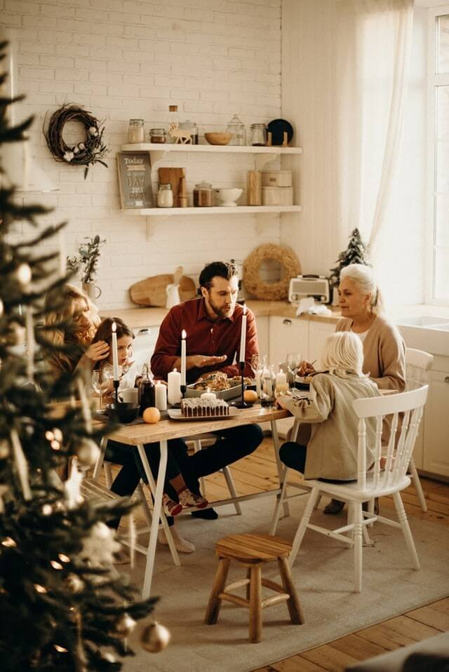 Can I give my baby Christmas dinner by Sarah Almond Bushell - the Children's Nutritionist