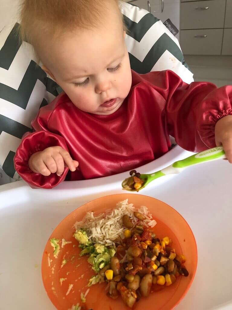 What are the disadvantages of baby led weaning by Sarah Almond Bushell - the Children's Nutritionist