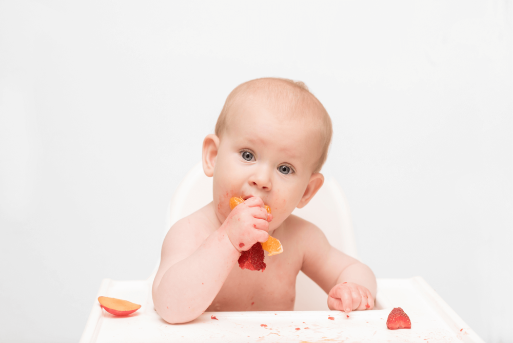 We're ready to start weaning at 4 months or 5 months. Is that ok? by Sarah Almond Bushell - the Children's Nutritionist