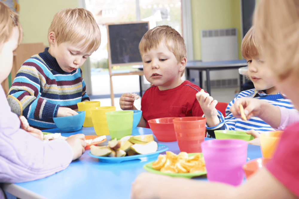 Does your child's nursery menu make you worry? By Sarah Almond Bushell - The Children's Nutritionist