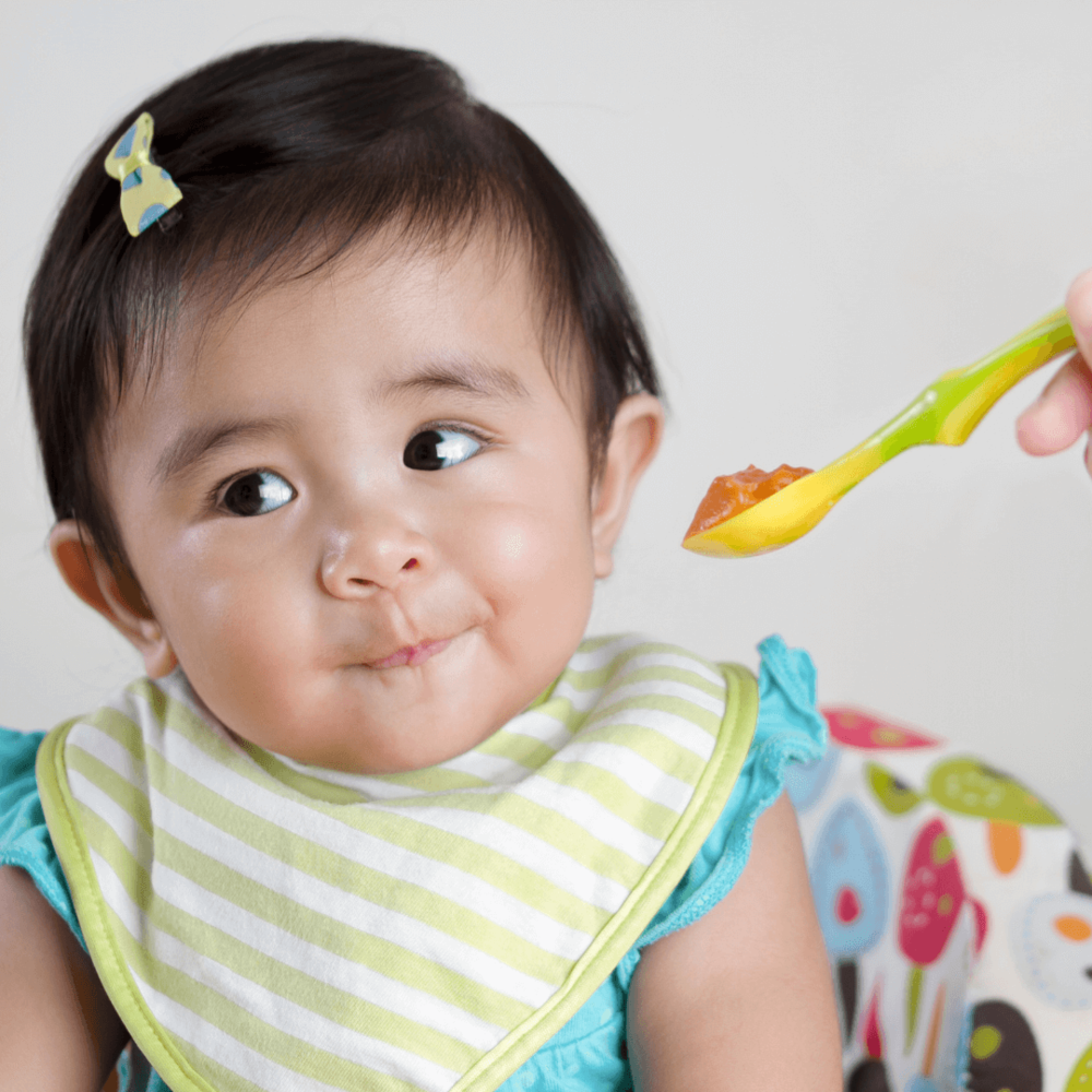 Do you have concerns about joining Happy Healthy Weaning? by Sarah Almond Bushell - The Children's Nutritionist