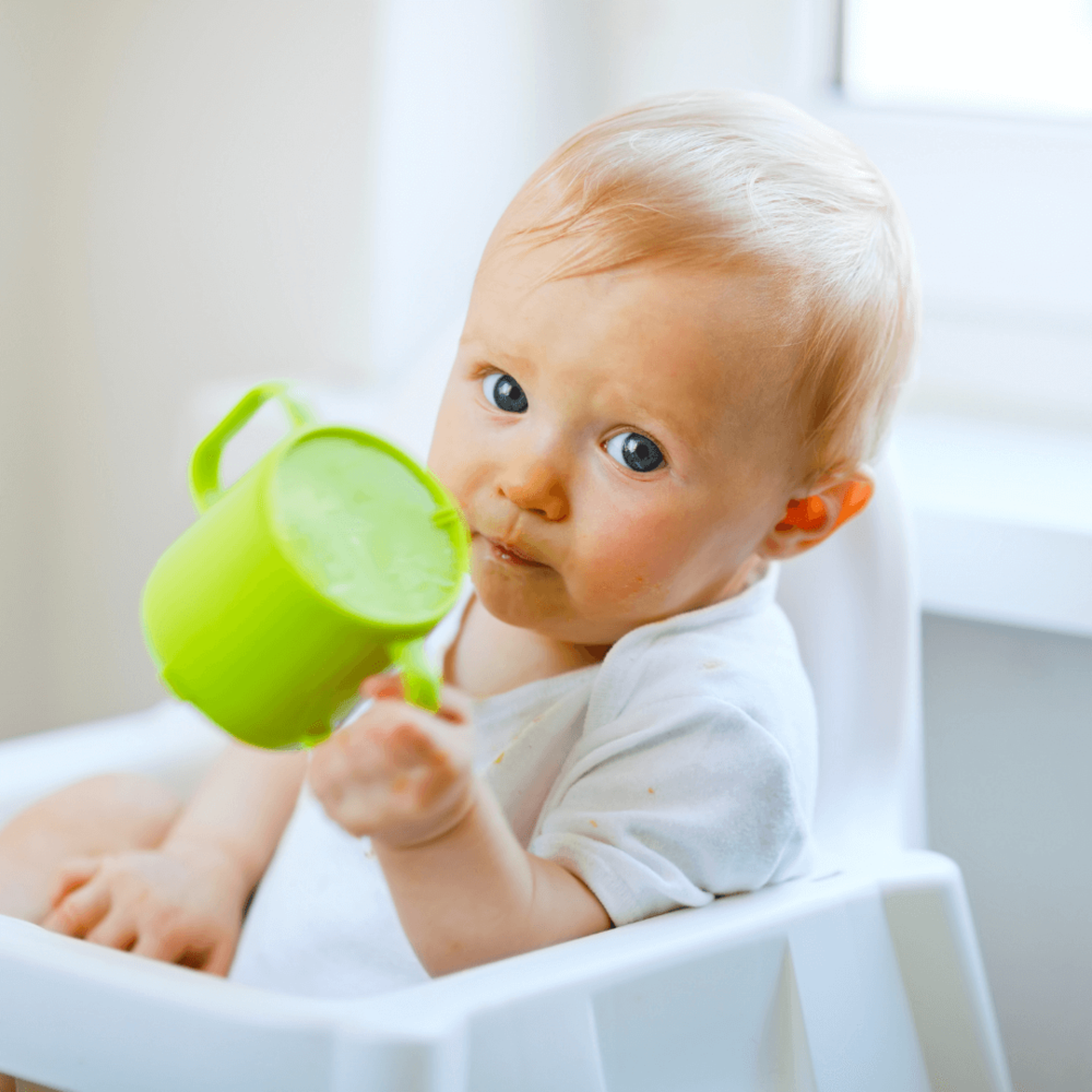 Should you sign up for Happy Healthy Weaning? by Sarah Almond Bushell - The Children's Nutritionist