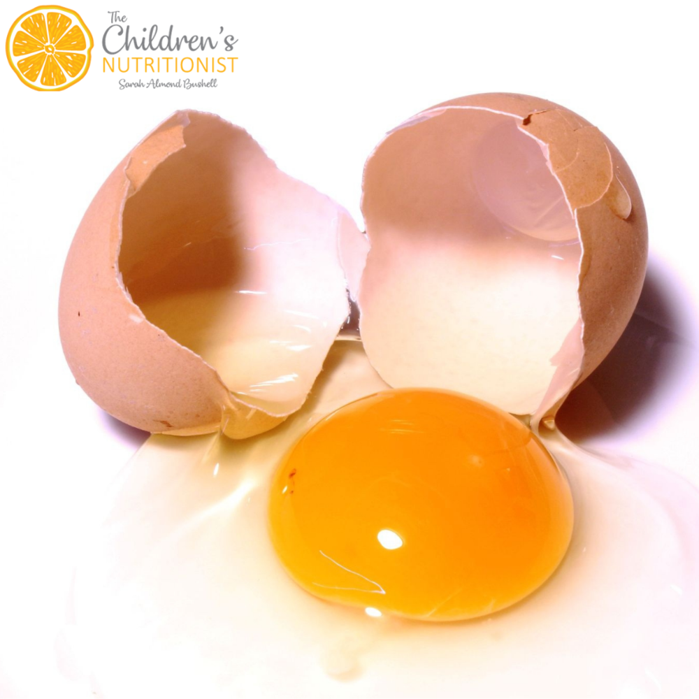 15 baby led weaning egg recipes and tips on introduce your baby to egg by Sarah Almond Bushell - The Children's Nutritionist
