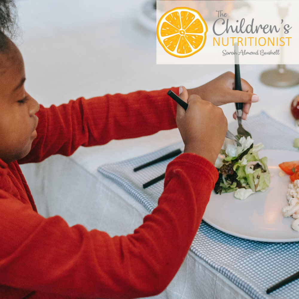 The 7 best toddler utensils to encourage self feeding by Sarah Almond Bushell - The Children's Nutritionist