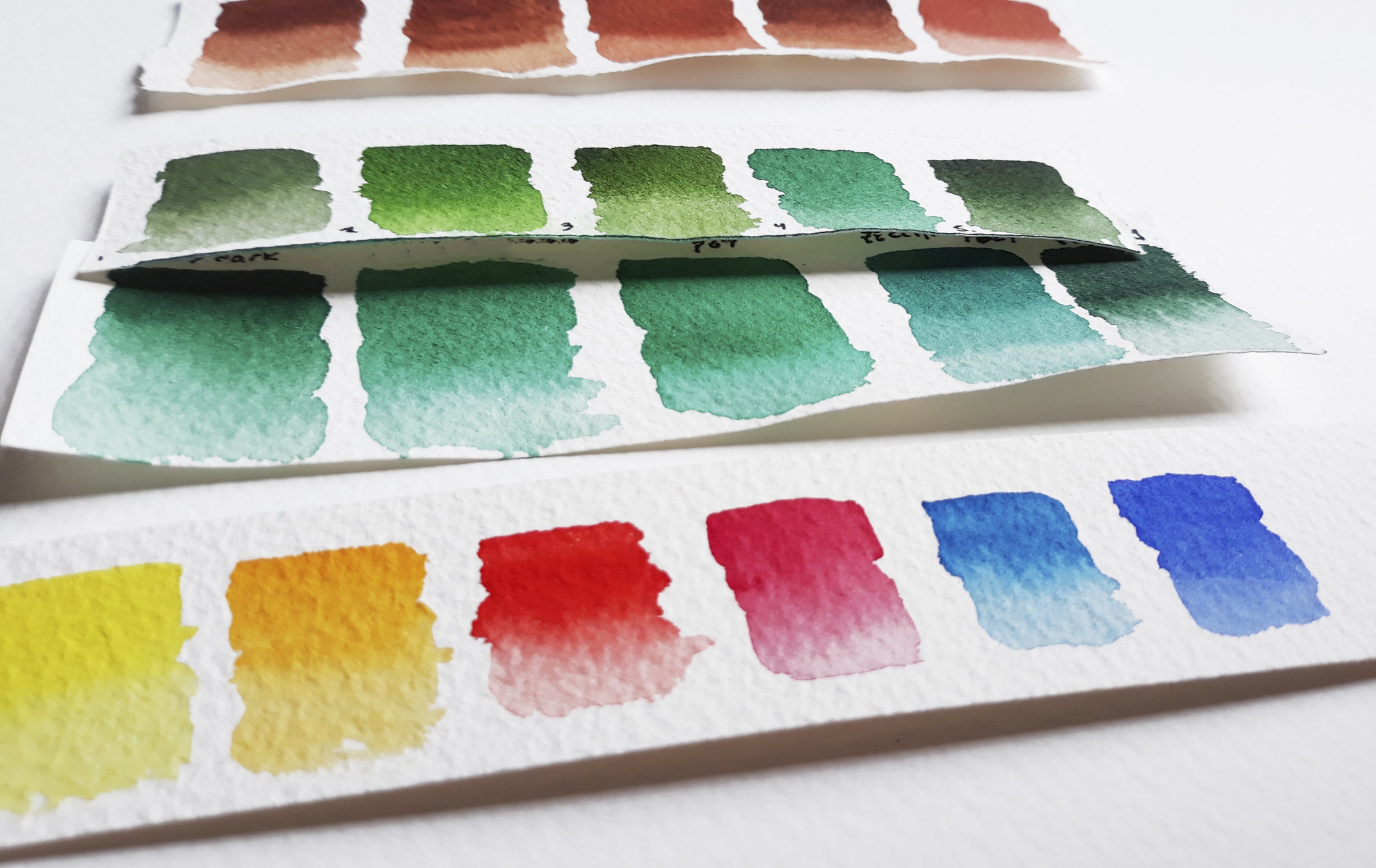 Behind every color recipe is a passion for historical pigments and painting techniques.