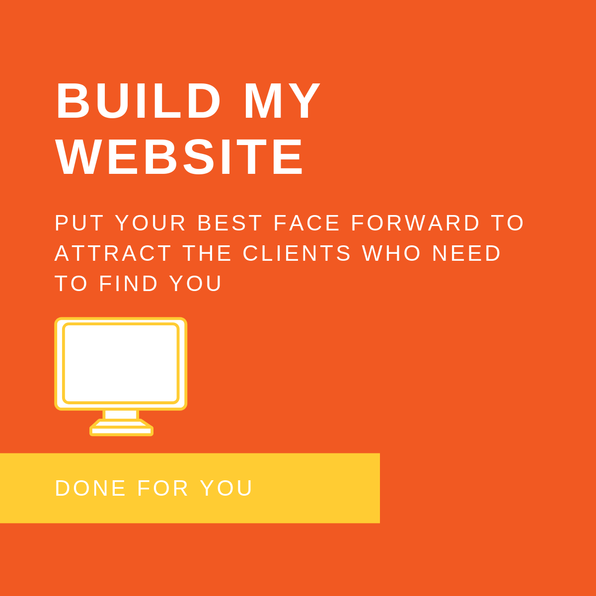 Website Build or Redesign - You probably know how important your website is to your private practice. But how well is your website working for you?Can potential clients find you?Can potential clients get an immediate, clear, and positive picture of who you are?Will potential clients be moved to take action and book a consult with you?Is your site easy for clients to navigate on their phones?Does your website have all the appropriate legal elements?You're an awesome lactation consultant—let the world know!