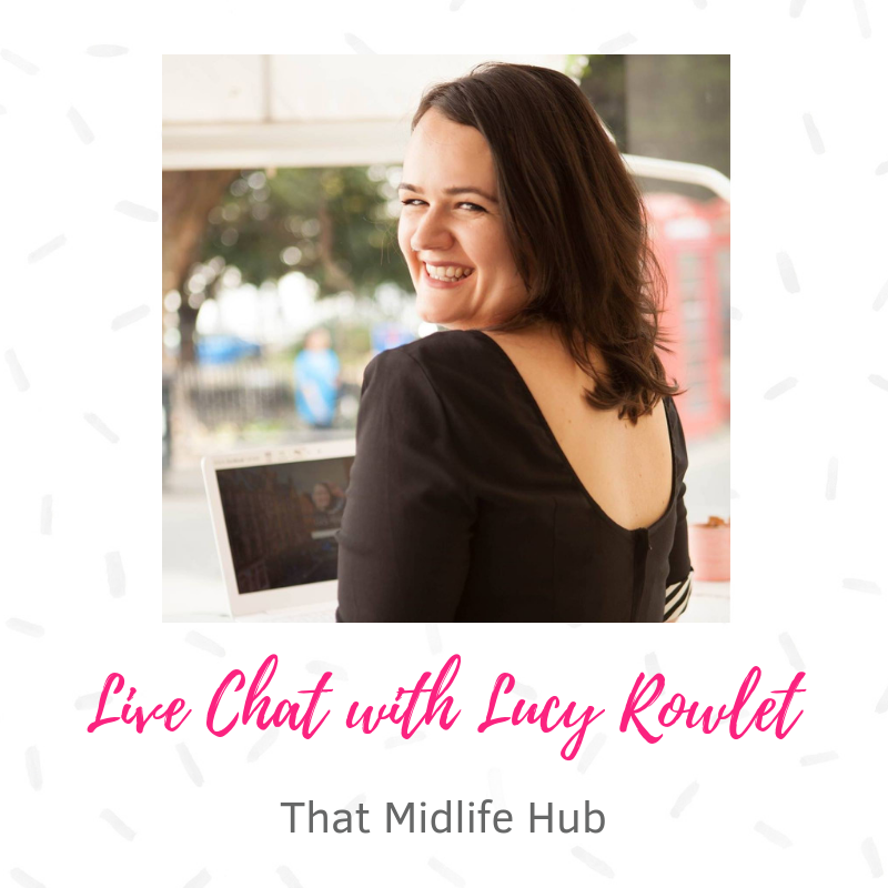 Midlife lucy rowlet