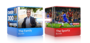 FAMILY & SPORTS HD - £74.00 p/m - ALL CHANNELS EXCEPT THE SKY MOVIES