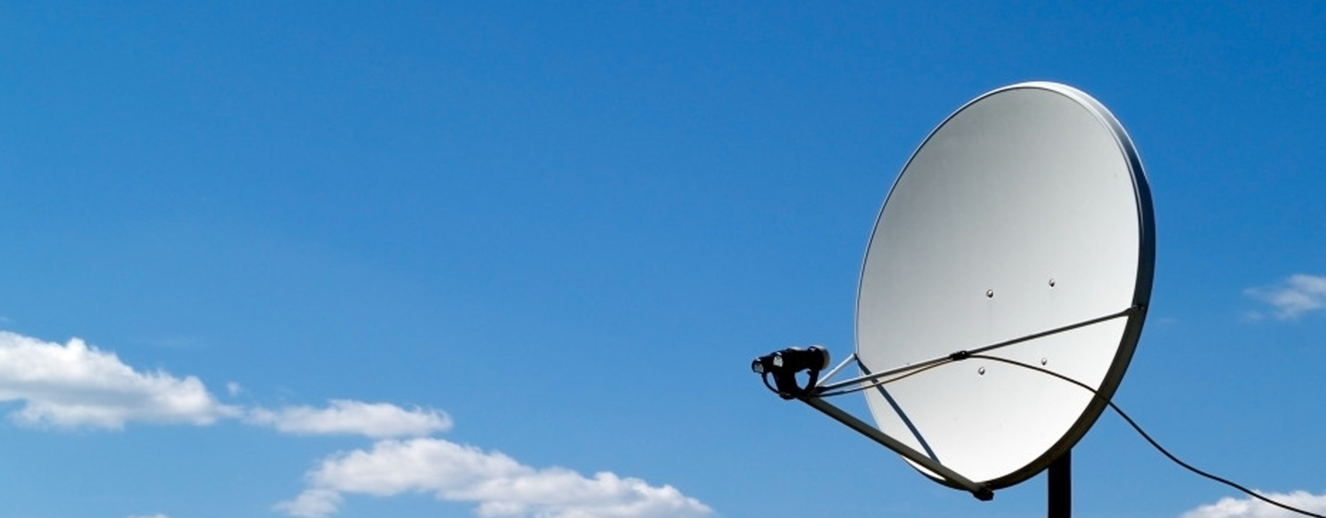 Satellite TV services — Williams Services