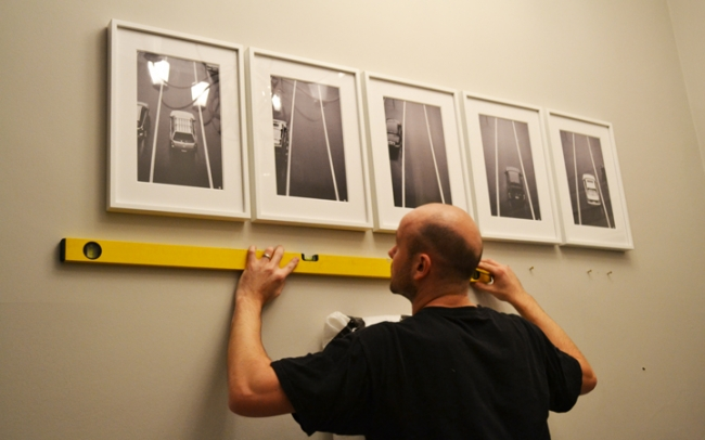 install pictures