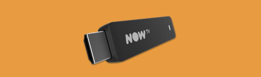 Now Tv stick