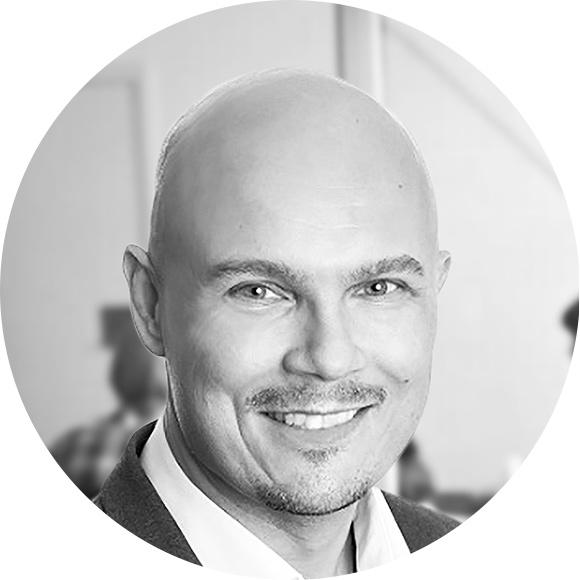<strong>Heine Jørgensen</strong><br>CEO - IUM
