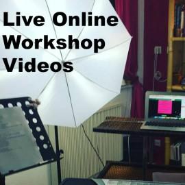 Gesang-Workshop Videos