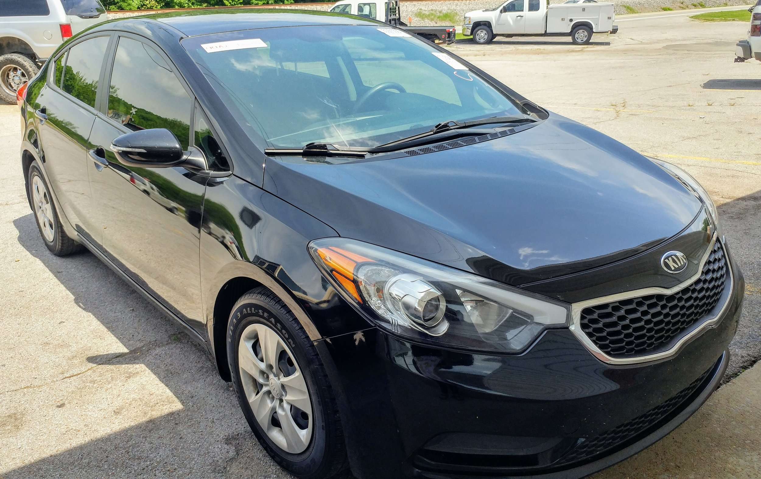 2015 Kia Forte LX - 62,747 miles - 1.8L FWD - Call for pricing