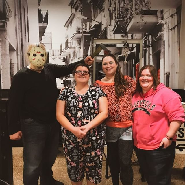 @Thriftstoretrivia tonight at 7:00 pm at the GR location! Shout-out to last week's winners: Crystal Lake Counselors 🙌🙌. . .#GetFiredUp #trivia #trivianight #westmi #experiencegr