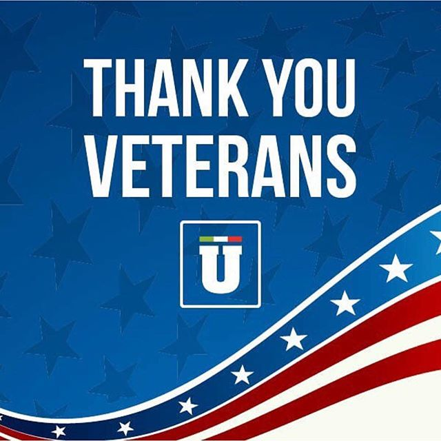 We offer 25% off not only on Veteran's Day, but YEAR-ROUND for veterans.  Thank you for your service! 🇺🇸 We look forward to serving you tomorrow!