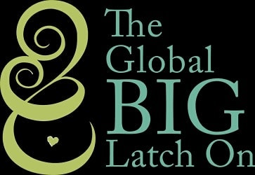 Global Big Latch On happening this weekend as part of #worldbreastfeedingweek Look for locations near you  at Big Latch On (Events happening in Butler, Montclair, New Brunswick) #breastfeeding #biglatchon