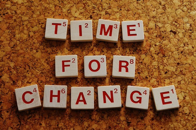 New changes coming soon.  Changes for the better. Stay tuned.