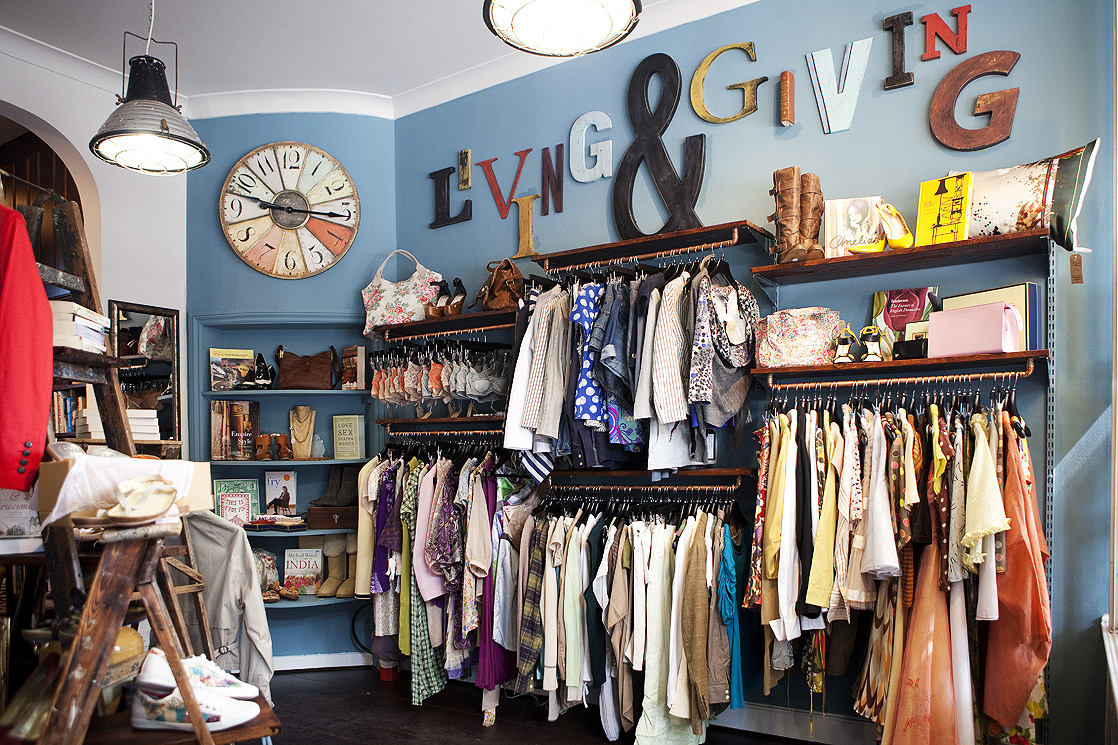 Mary's Living & Giving Shops - Redefining the charity retail shop model
