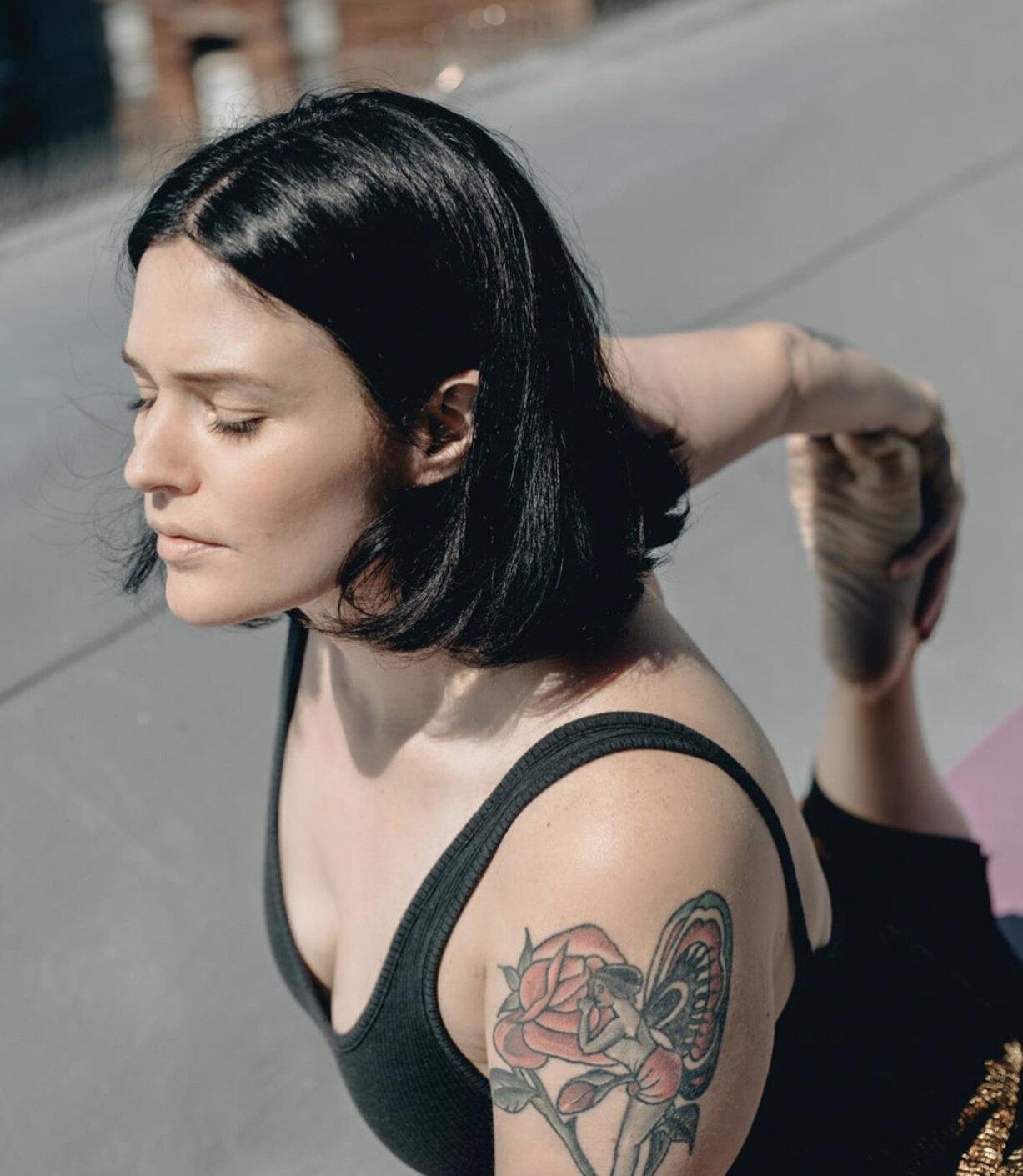 Emily See Yoga Instructor
