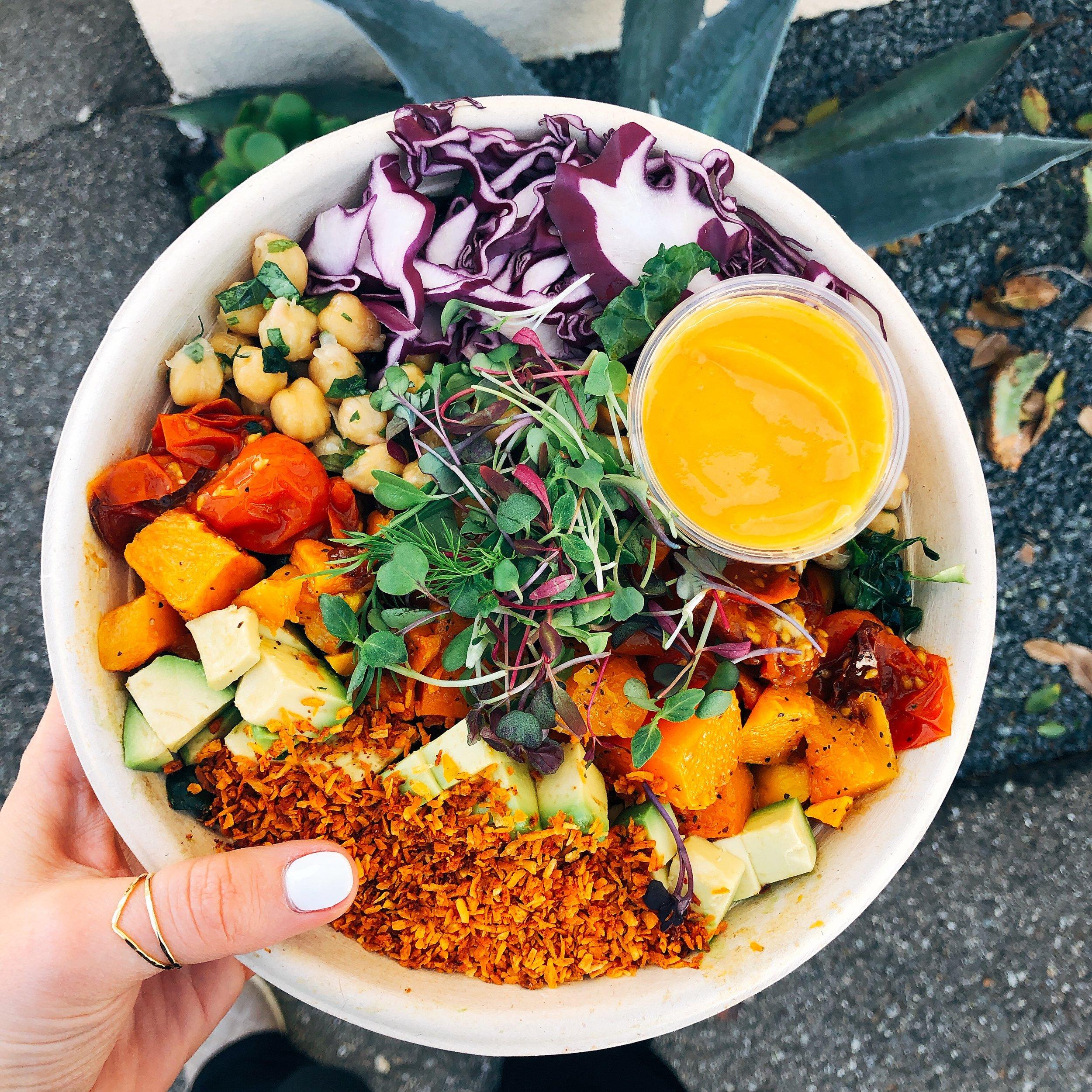 Vibe Organics- Cali Cobb Salad
