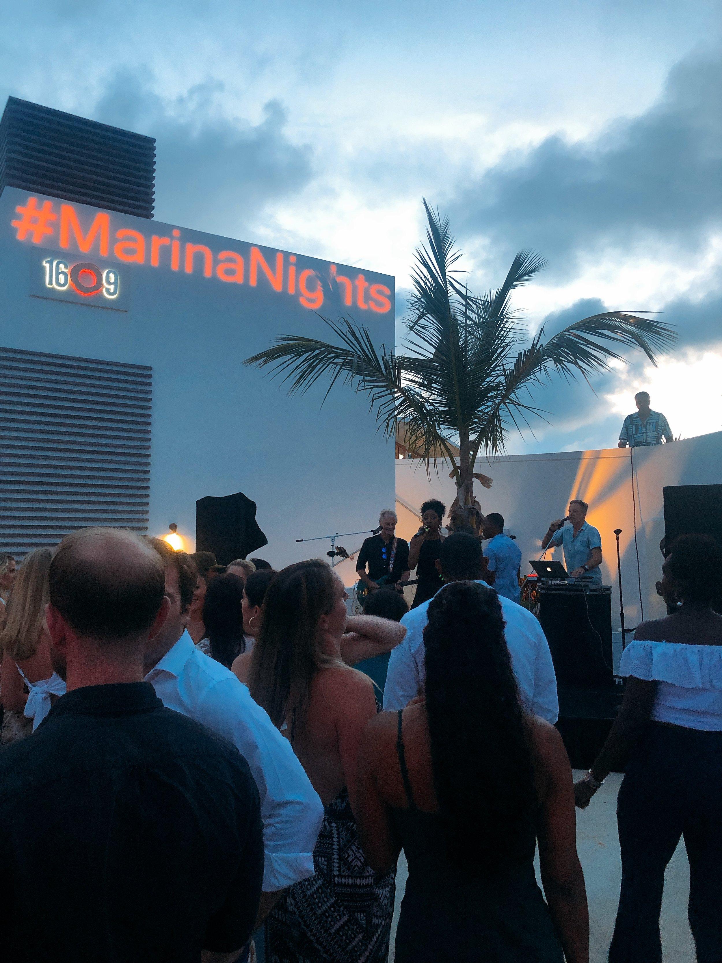 Marina Nights