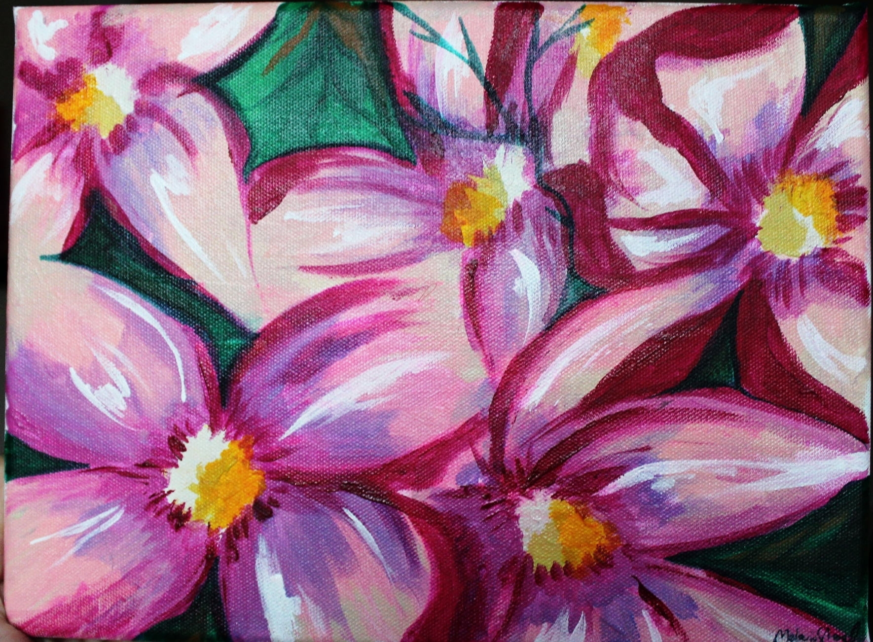Flower Studies IIII