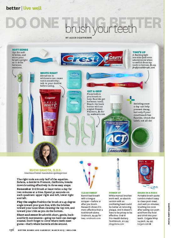 Brush Your Teeth Better