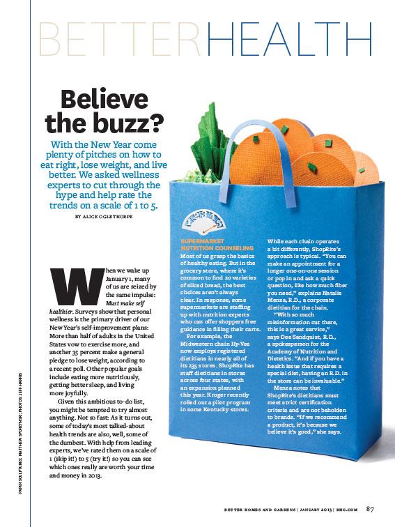 Believe the Buzz?