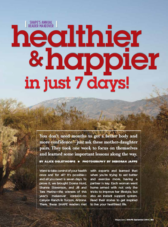 Happier & Healthier in Just 7 Days